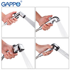 GAPPO shower faucet basin sink waterfall faucets shower mixer taps faucet mixer Rainfall taps thermostatic Faucets