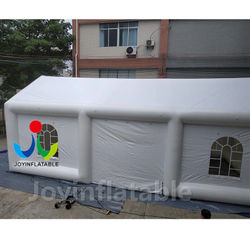 12X6M Family inflatable cube white tent for wedding