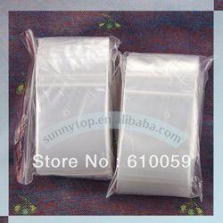 Free shipping 220x320mm ziplock bag, zip plastic bag