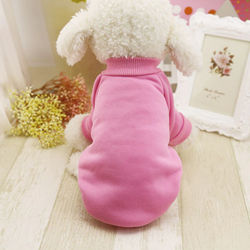 Pet Clothes For Dogs Coat Jackets Cotton Dog Clothes Puppy Pet Pullover For Puppy Costume Kitten Clothing Pets Outfits