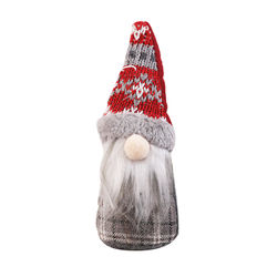 Christmas Doll Doll Scavenger Toy Fabric Old Man Snowman Holiday Decoration Personalized Desktop Scene Decoration