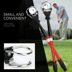 Telescopic Golf Picker Telescopic Golf Ball Picker Portable Automatic Locking Scoop Picker Telescopic Catching Tool