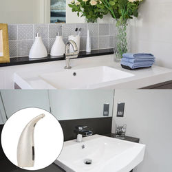 Big deal Automatic Electric Soap & Liquid Dispenser300ML,Home IPX67 Touchless