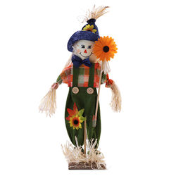 Halloween Scene Decoration Standing Scarecrow Bar Shopping Mall School Classroom Pastoral Cute Decoration Decoration Props