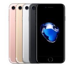 Unlocked Apple iPhone 7 iphone7 4G LTE 32GB/128GB/256GB 12.0MP Camera Quad-Core Fingerprint 12MP 1960mA Used Mobile Phone