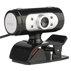 2021 New USB Webcam 720P PC Computer Camera Video Calling and Recording with Noise-cance