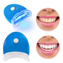 Teeth Whitening LED Blue Light For Personal Dental Treatment Health Oral Care Beauty Tools
