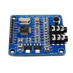 VS1003B VS1053 MP3 Decoding Module Development Board VS1053B VS1053 IC Onboard Recording Function SPI Interface