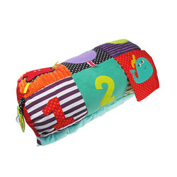 Multifunction Baby Crawling Blanket Baby Play Mat Kid Game Activity Carpet Children Rattle Ringing Paper Teether Pillow Blanket