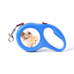 New small dog automatic retractable traction rope walking magic tool pet traction rope one button dog tractor dog supplies