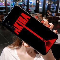 Anime Akira Phone Case for Xiaomi Mi Note 10 Lite Mi 9T Pro xiaomi 10 10 CC9 Pro
