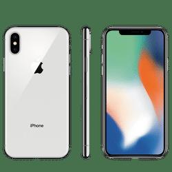 "Original Apple iPhone X Unlocked Iphonex 3GB RAM 64GB 256GB ROM 5.8"" iOS Hexa core 12.0MP Dual Back Camera 4G LTE Mobile Phone"
