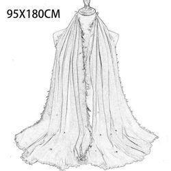 95X180CM Large Size Fashionable Muslim Women Islam Maxi Crinkle Hijab Scarf Shawl Muslim Long Shawl Stole Wrap Scarf