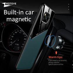 Poco X3 NFC Case Zroteve For Xiaomi Pocophone F2 Pro M3 X3 X2 Case PU Leather Xiomi Pocofone X3 C3 M2 Pro Cover Poco F2 Pro Case