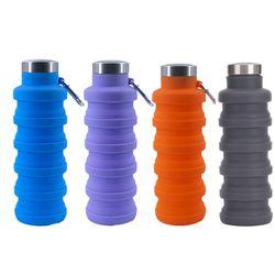 Coffee Mugs Travel Collapsible Silicone Cup Folding Water Cups FREE Food Grade Drinking Ware Mug Tea Coffee Cups
