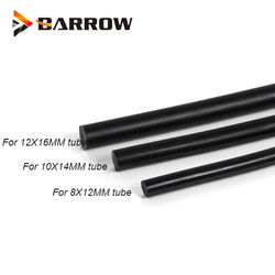 Barrow PETG Pipe Bending Tool Silicone Round Bar Water Cooling Rigid Hard Tube Bender 8mm 10mm 12mm 50cm Gadget Drop Shipping