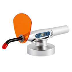 LED Curing Light Lamp Machine Resin Cure Dental Curing Lamp Solidify Polymer Based Restorative Materials Dental Equipment