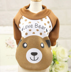 Winter Pet Dog Clothes for Dogs Hoodie Cotton Dog Coat Jacket Puppy Pet Clothing for Small Dogs Costume Pets Outfits York