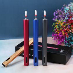 Mini Electric Nail Drill Machine Set Pen Manicure Nail File Art Electric Drill Kit with Ceramic Drill Bits