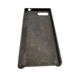 Original Soft Silicone Case for Blackberry KEY 2 Grey-green Back Phone Cover Shell for Blackberry KEY2 KEYTwo funda skin coque