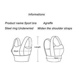 New Arrival Sports Underwear Yoga Beauty Back Cross Shockproof Shape Sports Fitness Bra Workout Tops for Women