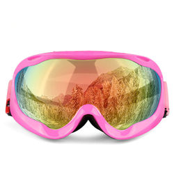 Ski Goggles Skiing eyewear glasses UV Proof Double Layers Snowboard Goggles Ski Accessories Men Women Ski Mask Snow Goggles