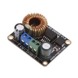 Over Temperature Protection 30W LED Boost Constant Current Driver Board Boost LED Driver For 3D Printer