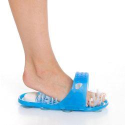 Easy Feet Men And Women Bathroom Massage Slippers Stomping To The Dead Skin Opp Equipment Factory Direct