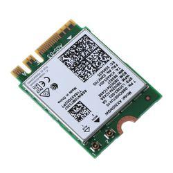 In tel Wi-Fi 6 AX200 802.11ax 2.4G/5Ghz Dual Band MU-MIMO WiFi WLAN Net work Card Bluetooth 5.0 Wireless Card
