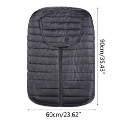 Universal Infant Car Seat Cover Footmuff Zipper Baby Carrier Winter Protector DXAD