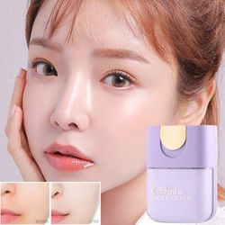 Multi-Effect Beauty Makeup Primer Brighten Skin Tone Makeup Waterproof FlawlessCream to off Skin Take DoesNot Sweat-Proof M I2R9