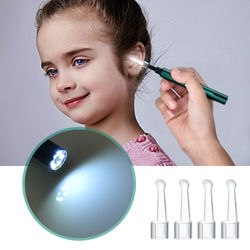 Wireless Ear Camera Otoscope 3-5MP HD Ear Endoscope Waterproof Earwax Removal Tool for iOS Android Phone Adults Kids