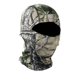 Military Camouflage Balaclava Outdoor Cycling Fishing Hunting Hood Protection Army Tactical Balaclava Head Face Mask Cover