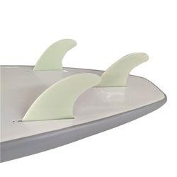 Surf Future G5 Fin Black Plastic Quad Fin Paddling quillas prancha quilhas de