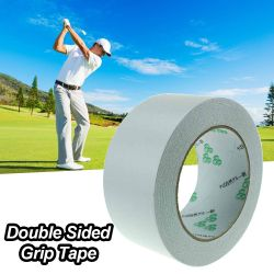 Double Sided Golf Grip Tape For Golf Clubs Grip Installation Golf Grip Strip Putter Tape 35MM*50M Golf Grip Tape Accessories