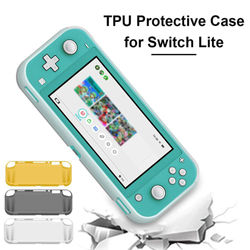 Protective Case For Nintend Switch Lite Half Cover Case For Nintendo Switch Mini Nintendoswitch Case Switch Accessories