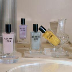 LONKOOM Daily Brand women perfume minority Freesia 50ml GLEAM STAR EDT pink shinny fragrance floral-fruity atomizer for perfume