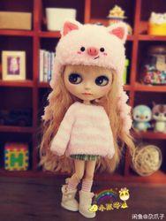 doll hat for blyth