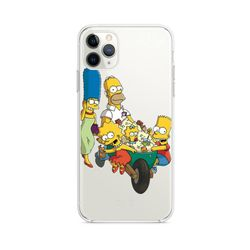 Homer J Simpson funny Bart Simpson Phone Case clear for iphone 12 pro max 11 pro XS MAX 8 7 6 6S Plus X 5S SE 2020 XR cover