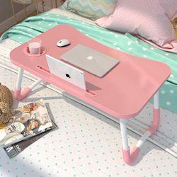 Portable Small Furniture Standing Lap Escritorio Office Infantil Bureau Meuble Bed Tray Mesa Bedside Computer Desk Study Table