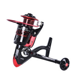 13+1BB Spinning Fishing Reel Gear Ratio 5.2:1 2000-7000 Series Metal Front Drag