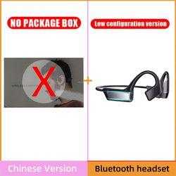 Bone Conduction Earphones Bluetooth 5.0 Earphones Wireless Earphones TWS Sports Handsfree Waterproof Headphones