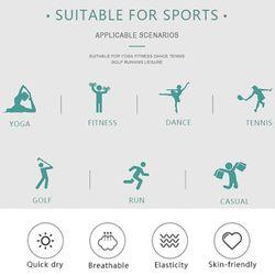 Women Tights Seamless Yoga Pants Fitness Bottoms Sport Leggings Mujer Workout Deporte Trousers High Waist Cartoon Figure Print