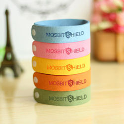 (5 packs) summer mosquito repellent bracelet adult outdoor mosquito and child insect repellent bracelet