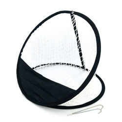 Golf Chipping Practice Nets Golf Pop-UP Indoor Outdoor Chipping Pitching Cages Mats Practice Easy Nets Golf Training Aids New