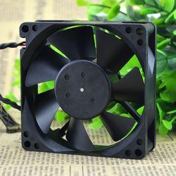 For NIDEC D08A-24TS2 01 24V 0.23A 8CM 80X80X25MM inverter cooling fan