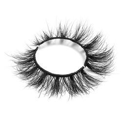 False Eyelashes 3D Mink Lashes High Volume Wispy Fluffy Eye Lash Natural Full Strip Lashes Beauty Cosmetics