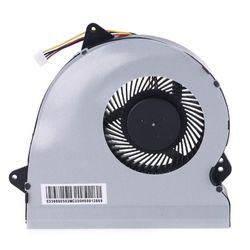 Computer Fans Cooler for ASUS ROG Strix GL552 J V GL552JX GL552VX GL552VW Processor CPU Cooling fan 5V 4 PIN 13NB07Z1P01011 new