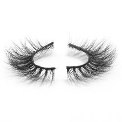 Full Strip Eyelashes 3D Mink Lashes Natural Fluffy Lash Fake Lash Popular False Eyelash Extension Makeup Beauty