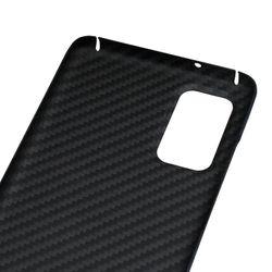 Real Carbon Fiber Mobile Phone Case For Samsung Galaxy Back Case Ultra For Samsung Matte S20 Case S20 Plus Cover Ultra-Ligh J2C8